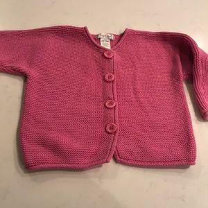 Angel dear cardigan